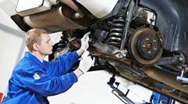 Диагностика и ремонт подвески и ходовой части.