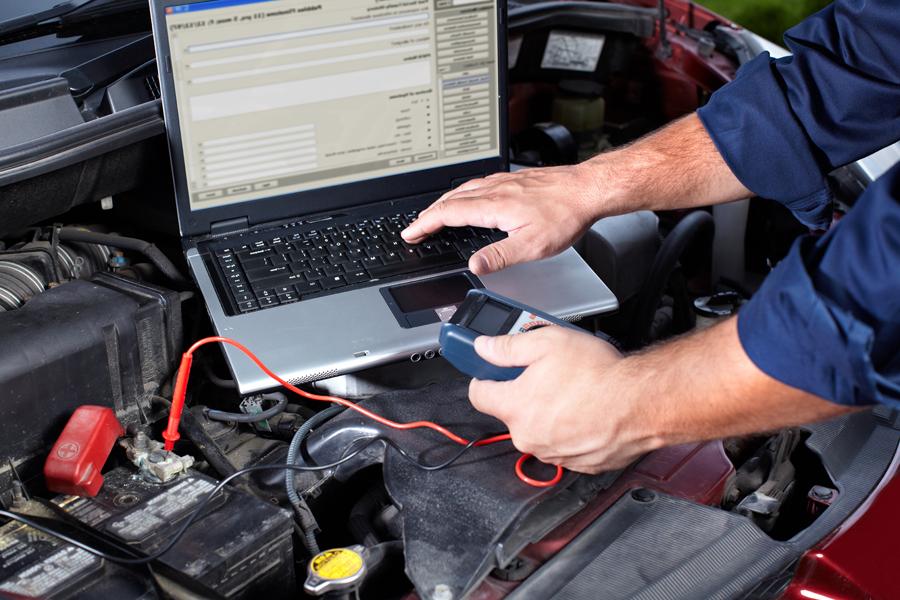 Оценка работы всех электронных систем
