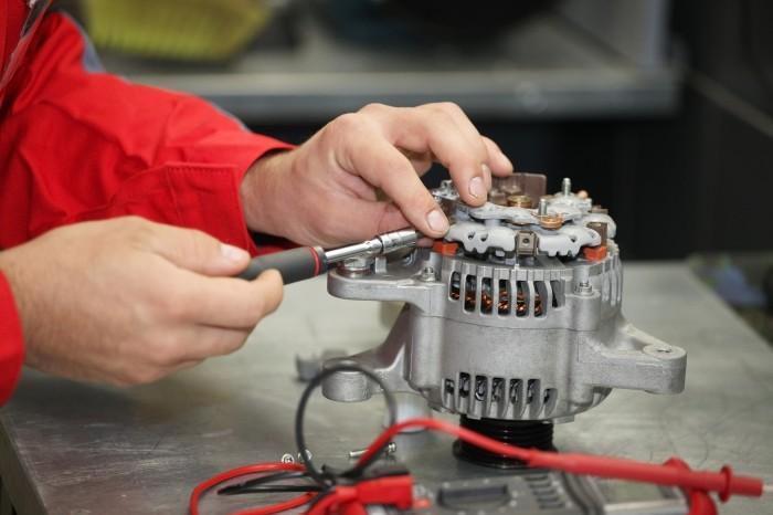 Ремонт бытового генератора своими руками 47